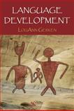 Language Development, Gerken, Louann, 1597562637