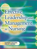 Effective Leadership and Management in Nursing, Sullivan, Eleanor J., 0135142636