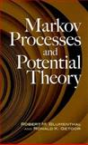 Markov Processes and Potential Theory, Blumenthal, Robert M. and Getoor, Ronald K., 0486462633