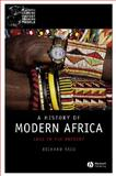 History of Modern Africa 9781405132640