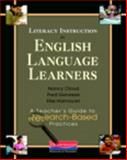 Literacy Instruction for English Language Learners : A Teacher's Guide to Research-Based Practices, Cloud, Nancy and Genesee, Fred, 032502264X
