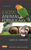 Exotic Animal Formulary, Carpenter, James W., 1437722644