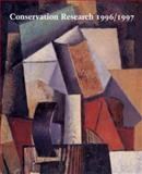 Conservation Research 1996/1997, National Gallery of Art, 0894682644