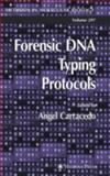 Forensic DNA Typing Protocols, , 1588292649