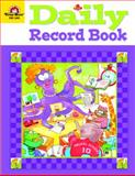 Daily Record Book, Animal Academy : All Grades, Evan-Moor, 1596732644