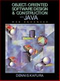 Object-Oriented Software Design and Construction with Java, Kafura, Dennis, 013011264X