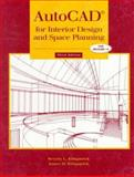 AutoCAD for Interior Design and Space Planning, Kirkpatrick, Beverly L. and Kirkpatrick, James M., 0130802646