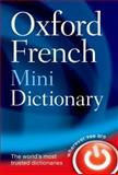 Oxford French Mini Dictionary, Oxford Dictionaries Staff, 0199692645