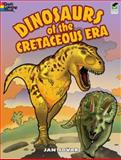 Dinosaurs of the Cretaceous Era, Jan Sovak, 0486472647