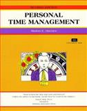Personal Time Management, Haynes, Marion E., 156052264X