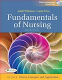 Fundamentals of Nursing - Vol 1 : Theory, Concepts, and Applications, Wilkinson, Judith and Treas, Leslie, 0803622643