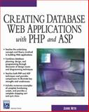 Creative Database Web Applications in PHP and ASP, Meyer, Jeanine, 1584502649