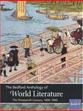 The Bedford Anthology of World Literature : The Nineteenth Century, 1800-1900, Davis, Paul and Crawford, John F., 0312402643