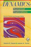 Dynamics : Numerical Explorations, Nusse, Helena E. and Yorke, James A., 0387982647