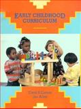Early Childhood Curriculum, Catron, Carol Elaine and Allen, Jan E., 0023202653