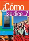 ¿Cómo Se Dice... ? 10th Edition