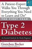 The First Year: Type 2 Diabetes, Gretchen E. Becker, 1569242658