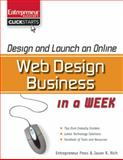 Design and Launch an Online Web Design Business in a Week, Kimball, Cheryl and Rich, Jason R., 1599182653