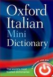 Oxford Italian Mini Dictionary, Oxford Dictionaries Staff, 0199692653