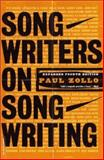 Songwriters on Songwriting 4th Edition