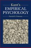 Kant's Empirical Psychology, Frierson, Patrick R., 1107032652