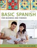 Basic Spanish : For Business and Finance, Jarvis, Ana and Lebredo, Raquel, 0495902659