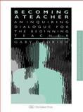 Becoming a Teacher, Gary Borich, 0750702656