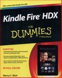 Kindle Fire HDX for Dummies, Nancy C. Muir, 1118772652