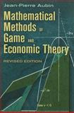 Mathematical Methods of Game and Economic Theory, Aubin, Jean-Pierre, 048646265X