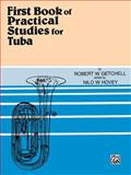 First Book of Practical Study of Tuba, , 076922265X