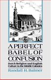 A Perfect Babel of Confusion 9780195152654