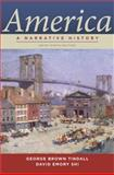 America : A Narrative History, Shi, David E. and Tindall, George Brown, 0393912655