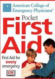 Pocket First Aid, Jon R. Krohmer, 0789492652