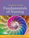Fundamentals of Nursing - Vol 2 : Thinking, Doing, and Caring, Wilkinson, Judith and Treas, Leslie, 0803622651