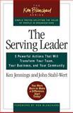 The Serving Leader, Ken Jennings and John Stahl-Wert, 1576752658