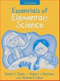 Essentials of Elementary Science, Dobey, Daniel C. and Beichner, Robert J., 0205402658