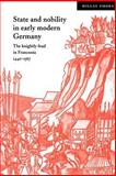 State and Nobility in Early Modern Germany : The Knightly Feud in Franconia, 1440-1567, Zmora, Hillay, 052152265X