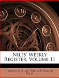 Niles' Weekly Register, Hezekiah Niles and William Ogden Niles, 1149042656