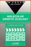 Molecular Genetic Ecology, Hoelzel, A. Rus and Dover, G. A., 0199632650