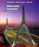 Differential Equations, Blanchard, Paul and Hall, Glen R., 0495012653