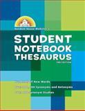 Student Notebook Thesaurus, , 0375722661