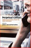 Perpetual Contact 9780521002660