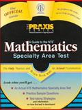 A Guide to the NTE Mathematics Specialty Area Test, Educational Testing Service Staff, 0446392669