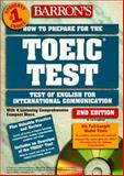 How to Prepare for the TOEIC - Test of English for International Communication, Lougheed, Lin, 0764172662