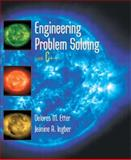 Engineering Problem Solving with C++, Etter, Delores M. and Ingber, Jeanine A., 0130912662