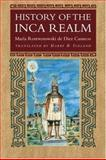 History of the Inca Realm, Rostworowski de Diez Canseco, Maria, 0521442664