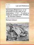 Astrologus Britannicus, Richard Gibson, 1170412661