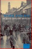 Work and Pay in 20th Century Britain, , 019921266X