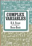 Complex Variables, Booth, Dexter J., 0831132663