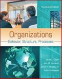 Organizations : Behavior, Structure, Processes, Gibson, James and Ivancevich, John, 0078112664